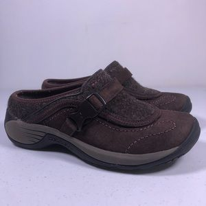 Merrell Encore Sidestep Mule Clog Slip On Shoes